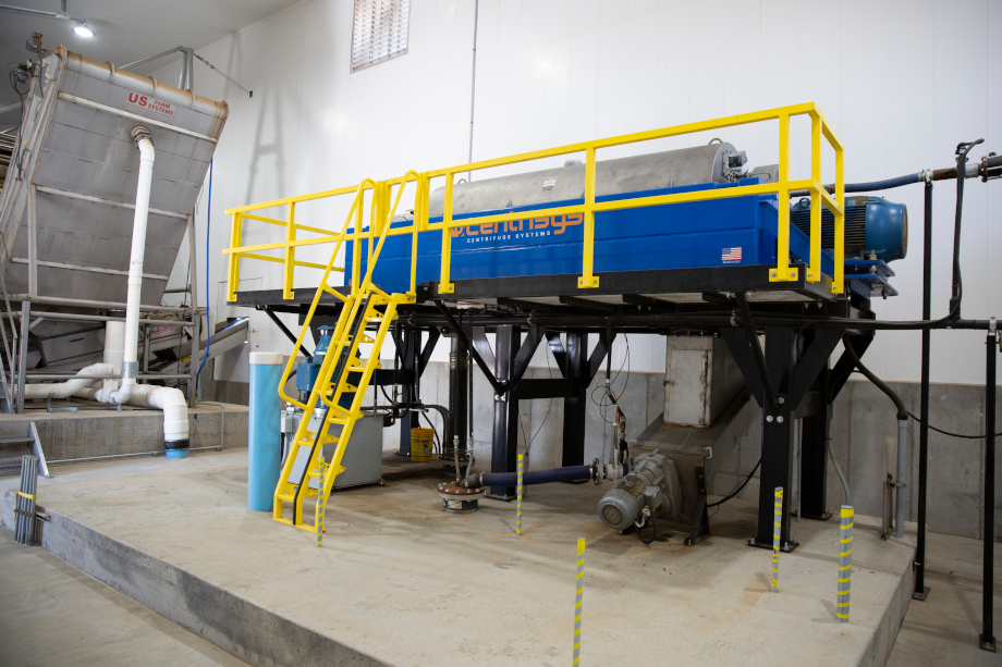We are a fine solid separator serving Jerome, ID and surrounding areas.